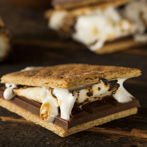 Bacon Weave S'mores Are Now A Reality