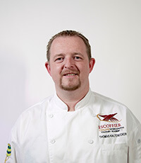 Chef Thomas Kaltenecker