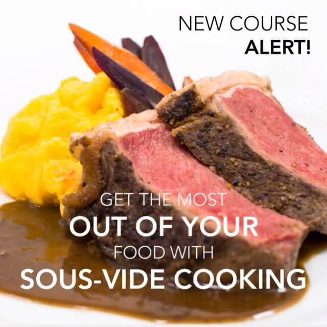 Sous-Vide Cooking