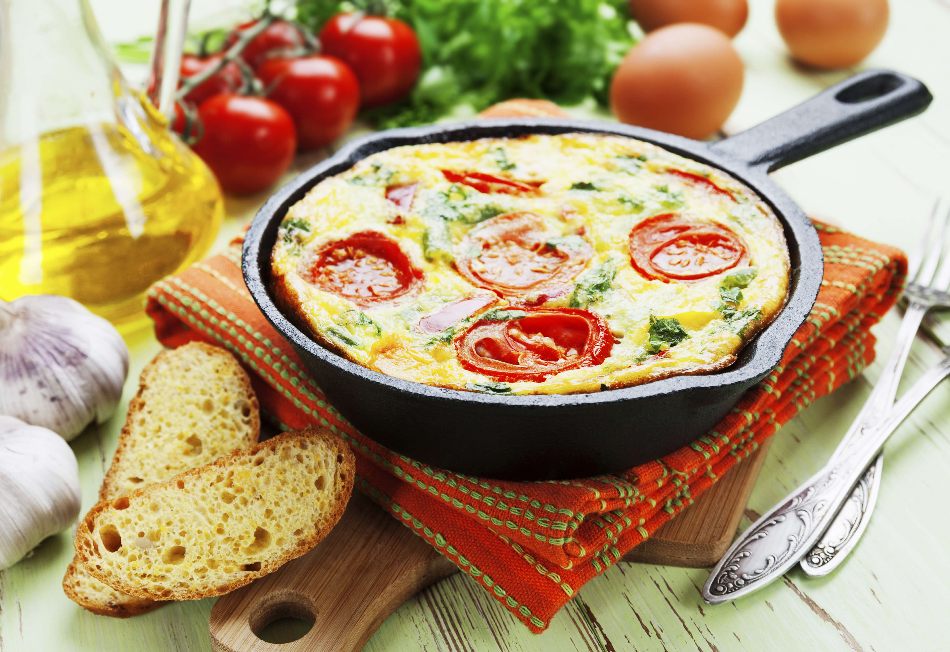 Give your omelets a theme with inspiration from your favorite cuisine.