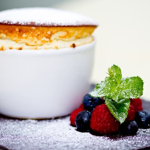 The science of a souffle