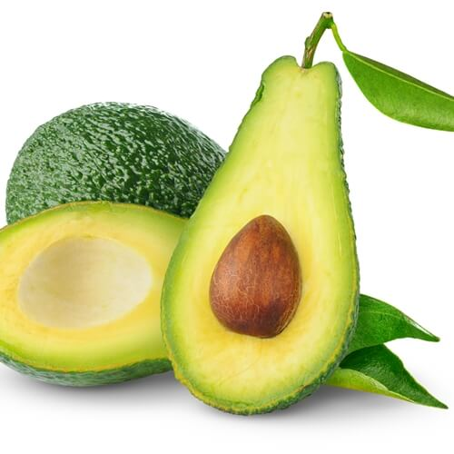 Avocado are among the fruits that need to be cored.