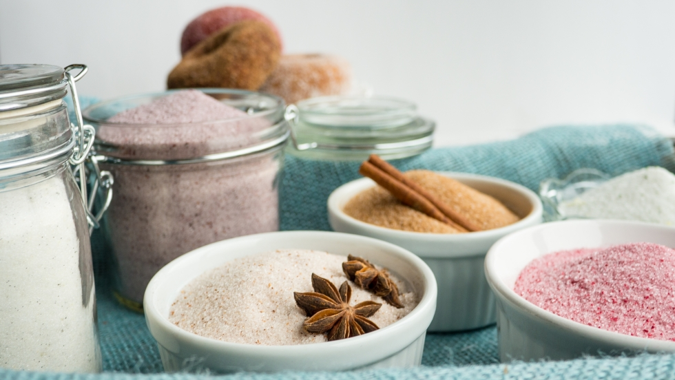How To Make Flavored Sugar