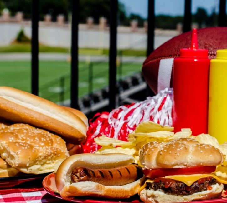Your guide to great football stadium food in America