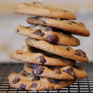How do you like your chocolate chip cookies?