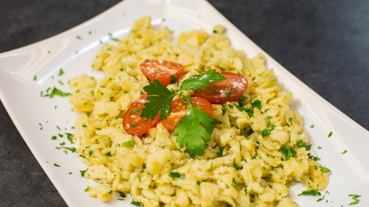 How To Make Spaetzle