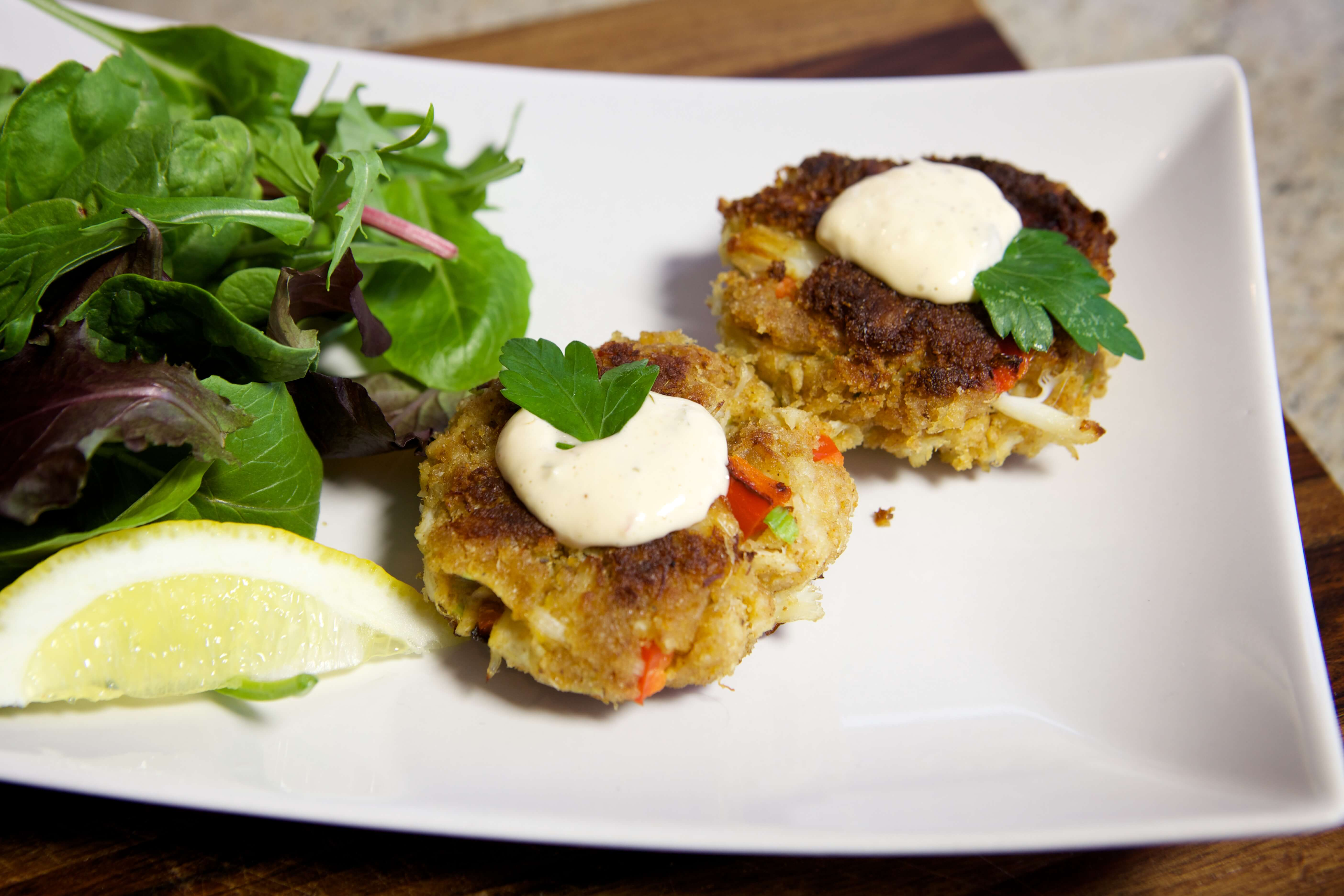 How To Make New England Crab Cakes