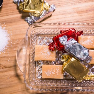 How To Make Salted Caramels