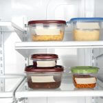 Proper food storage can extend food life for days and even weeks.