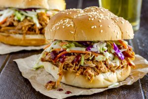 A lot goes into perfecting your pulled pork sandwich.
