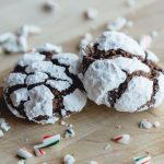 These chocolate crinkle cookies are just the thing your holidays need.