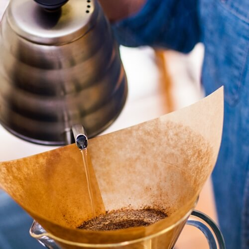 Perfecting Your Pour-Over Coffee