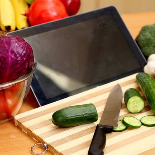 The Best Tablet Stands And Wall Mounts For Your Digital Cookbook