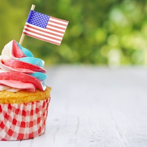 Here are some baking and pastry ideas for Memorial Day.