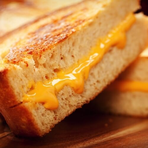 Say Cheese: 3 Alternative Grilled Cheese Recipes