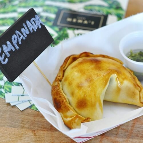 There are countless fun ways to fill your empanadas.