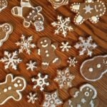 With icing and festive shapes, gingerbread cookies are great for celebrating.