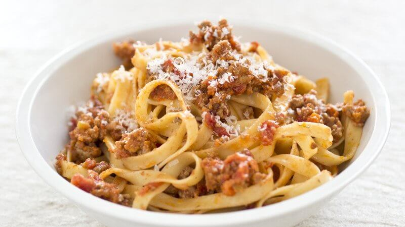 classic bolognese sauce
