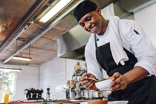 Culinary Arts Chef