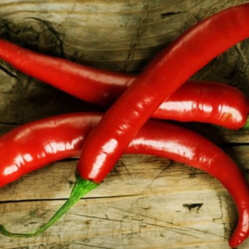 How to handle hot peppers safely