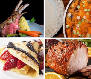 Recipe Ideas For Your Easter Eating