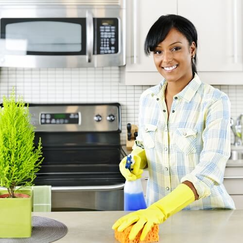 Finish Deep Cleaning Your Kitchen