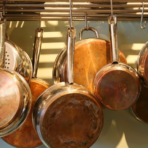 Rethink storing your pots and pans