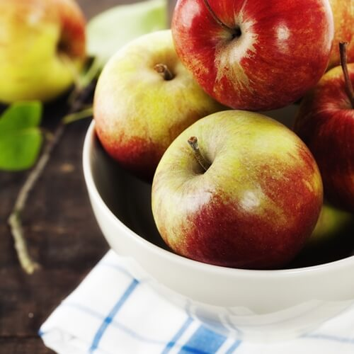 A fall guide to apples