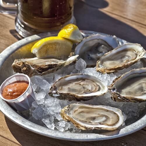 Tips for avoiding oyster mishaps