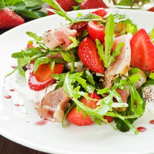 Delectable strawberry recipes