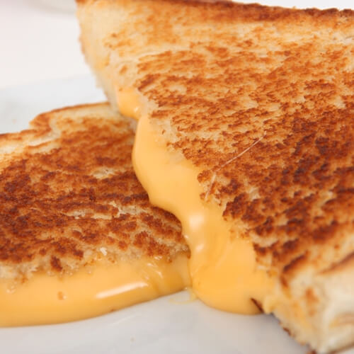 5 Ways To Change Up Your Grilled Cheese Sandwich